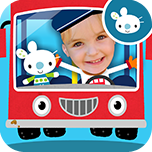Wheels on the Bus Free App